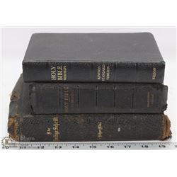 OLD BIBLE COLLECTION