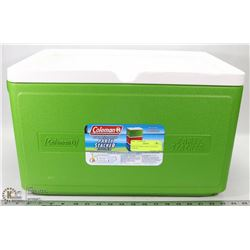 NEW COLEMAN PARTY STACKER COOLER