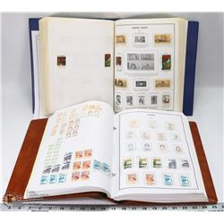 USA & CANADA STAMP ALBUMS COLLECTIONS