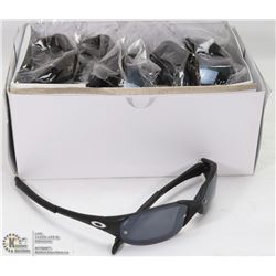 CASE OF OAKLEY REPLICA SUNGLASSES, PURE BLACK