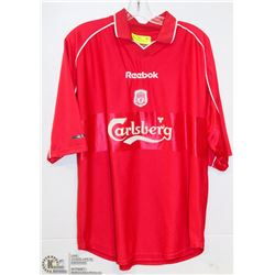 XL LIVERPOOL FOOTBALL CLUB JERSEY