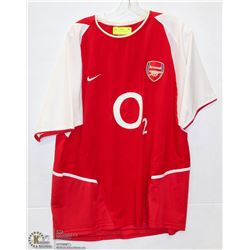 XL ARSENAL  SOCCER  JERSEY