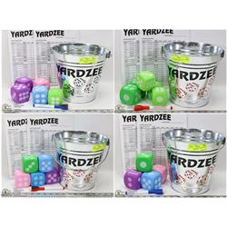 FEATURED ITEMS: YARDZEE GAMES!