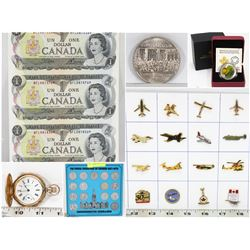 FEATURED ITEMS: COINS AND COLLECTIBLES