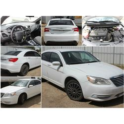 FEATURED ITEM: CHRYSLER 200LX W/ONLY 115,000KMS