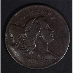 1794 HALF CENT VF/XF