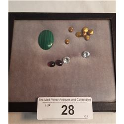 Collection of Raw Stones