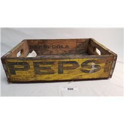 Early Pepsi Crate