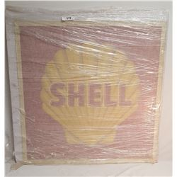 Original Shell Decal 1930's