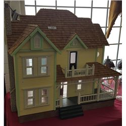 Beautiful Custom Made Doll House