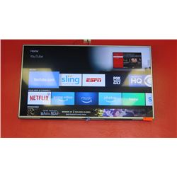 "Large LG Smart Flatscreen TV 49"" X 28"""