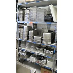 Large Shelving Unit (contents not included)