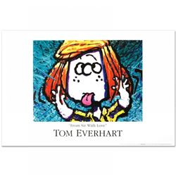 "Tom Everhart ""From Sir With Love"" Fine Art Poster"