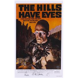 "Dee Wallace Signed ""The Hills Have Eyes"" 11x17 Print (Legends COA)"