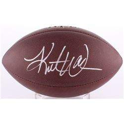 Kurt Warner Signed NFL Football (JSA Hologram)