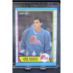 Joe Sakic Rookie Card