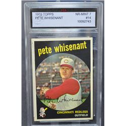 1959 Topps #14 Pete Whisenant - NM