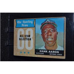 3-Assorted Baseball Cards - High Grade!