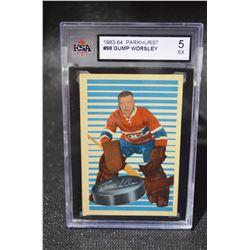 2-Parkhurst Hockey Cards
