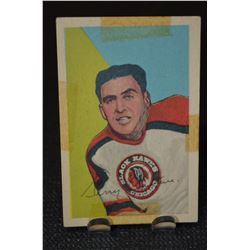1952-53 Parkhurst #41 Gerry Couture