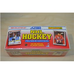 NHL 1990 Bilingual Collector Set - New in Box (Sealed)
