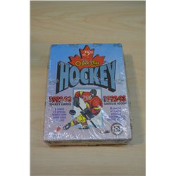 Box - 1992-93 OPC Hockey Cards (Sealed)