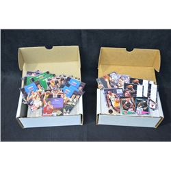 2 Boxes of Misc Basketball Cards - Mint Cond.