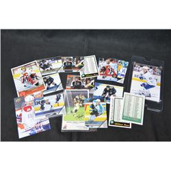 Various Hockey Cards - Mint Cond