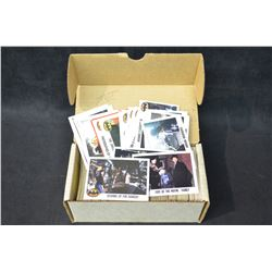 Box of  Batman  collectible cards