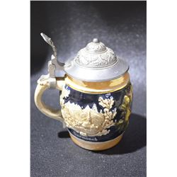 Vintage collectible Beer Steins