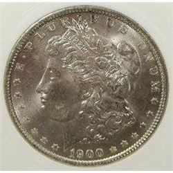 1900-O Morgan Silver Dollar  PCI MS66