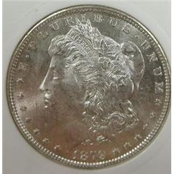 1879-S Morgan Silver Dollar  PCI MS67