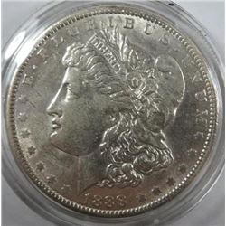 1888-P Morgan Silver Dollar
