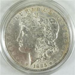 1885-O Morgan Silver Dollar