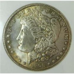 1898-O Morgan Silver Dollar  NGC MS64