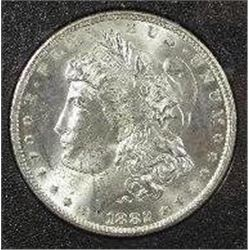 1882-CC Morgan Silver Dollar  GSA