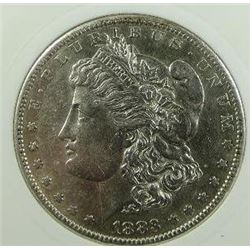 1883-S Morgan Silver Dollar  PCI MS62