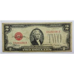 1928-E $2 Federal Reserve Note