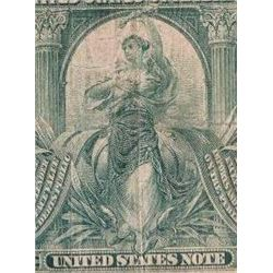 1901 $10 US Note