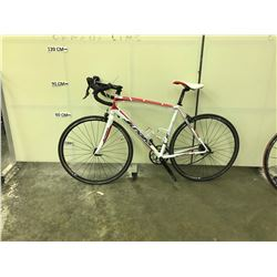 WHITE SUNDEAL R9  18 SPEED ROAD BIKE