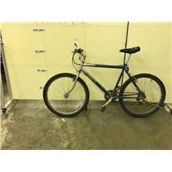 BLUE PRECISION 18 SPEED HYBRID BIKE
