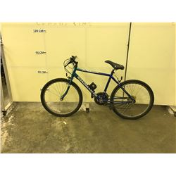 BLUE ROADMASTER ULTRA TERRAIN SPORT 18 SPEED HYBRID BIKE
