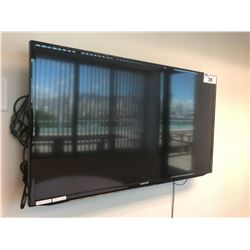 "SAMSUNG 37"" TELEVISION WITH WALL MOUNT"