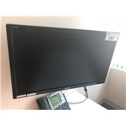 "ASUS 24"" MONITOR WITH TELESCOPIC WALL MOUNT"