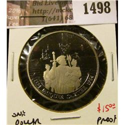 1498 . 1984 Canada One Dollar, Proof, value $15+