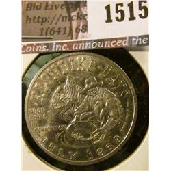 "1515 . July 1969 ""Klondike Days"" Edmonton Canada Good For $1 Token/"