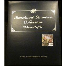 1621 . State Quarter Collection Volume 2.  This Set Starts With Mic