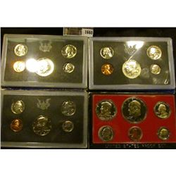 1660 . 1969 S, 1970 S, 1971 S, and 1976 S Proof Sets