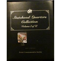 1831 . Statehood Quarters Collection Volume 1.  This Set Includes A
