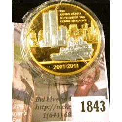 1843 . 10th Anniversary September 11th 3 Dimensional Holographic Me